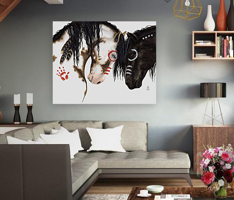 Majestic Spirit Horses  Art