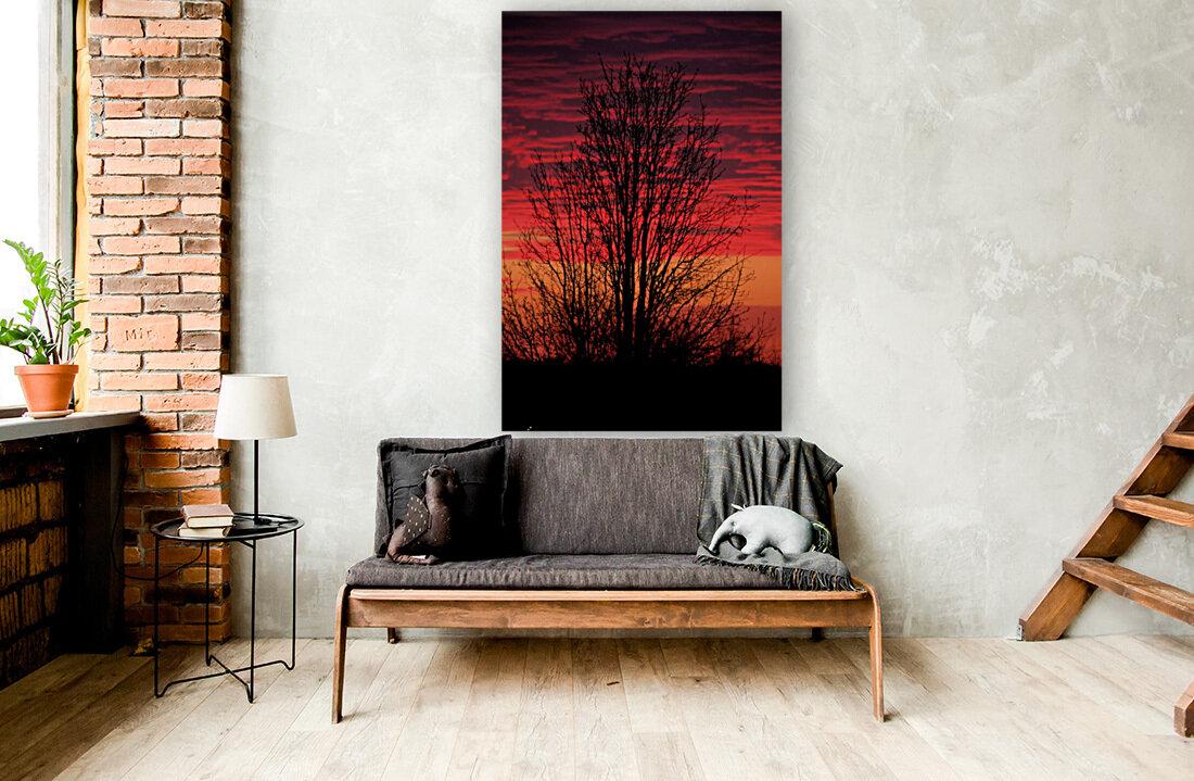 Liberty Missouri Sunset   Art