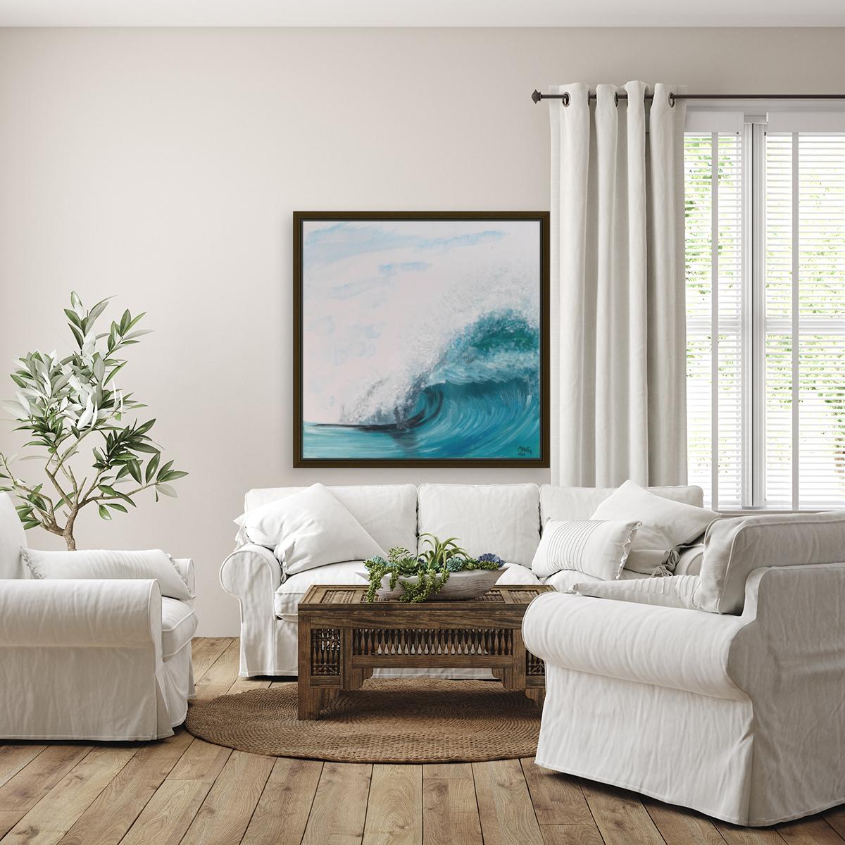 Collection WAVES-Barrel  Art