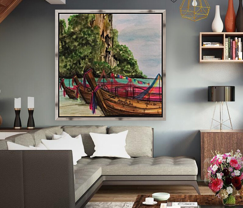 Collection THAILAND-Phi Phi island  Art