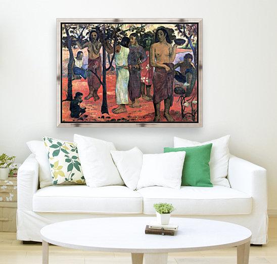 Nava Nava Mehana by Gauguin  Art