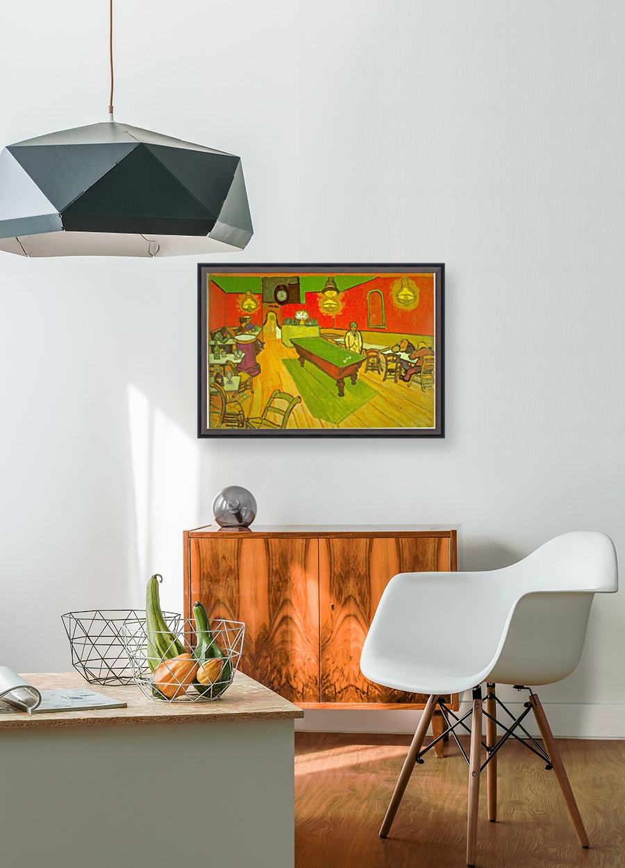 Night Cafe by Van Gogh  Art