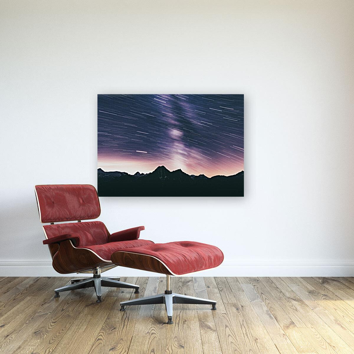Moving stars  Art