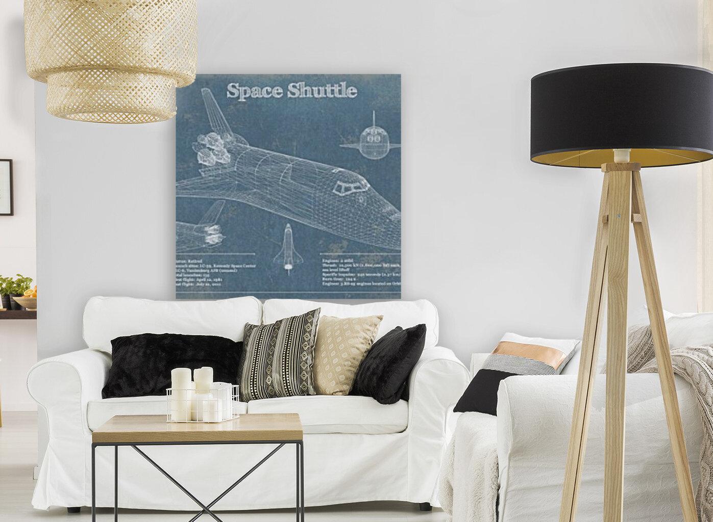 spaceshuttle  Art