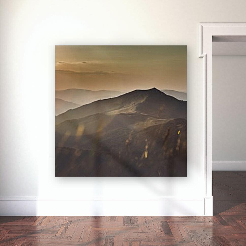 Yellow hills  Art