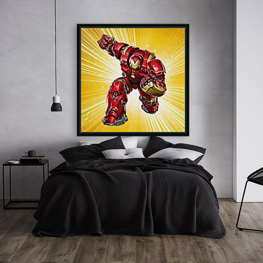 Ironman Hulkbuster  Art