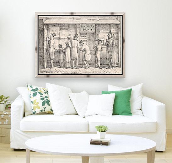 Rockman prints  Art