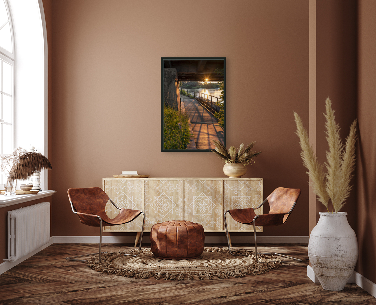 BridgeBoardwalk  Art