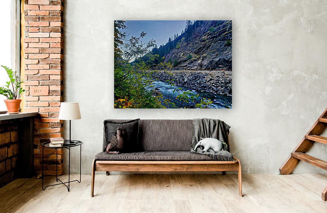 Wenatchee River   Art