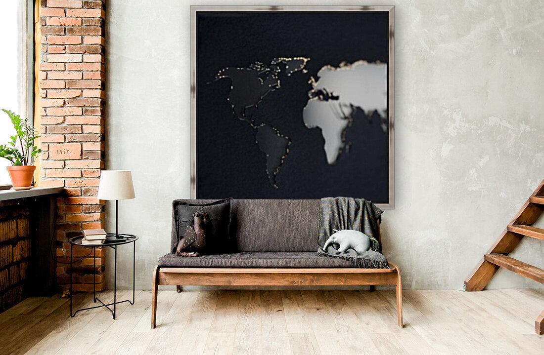 Dark Continent Briala  Art