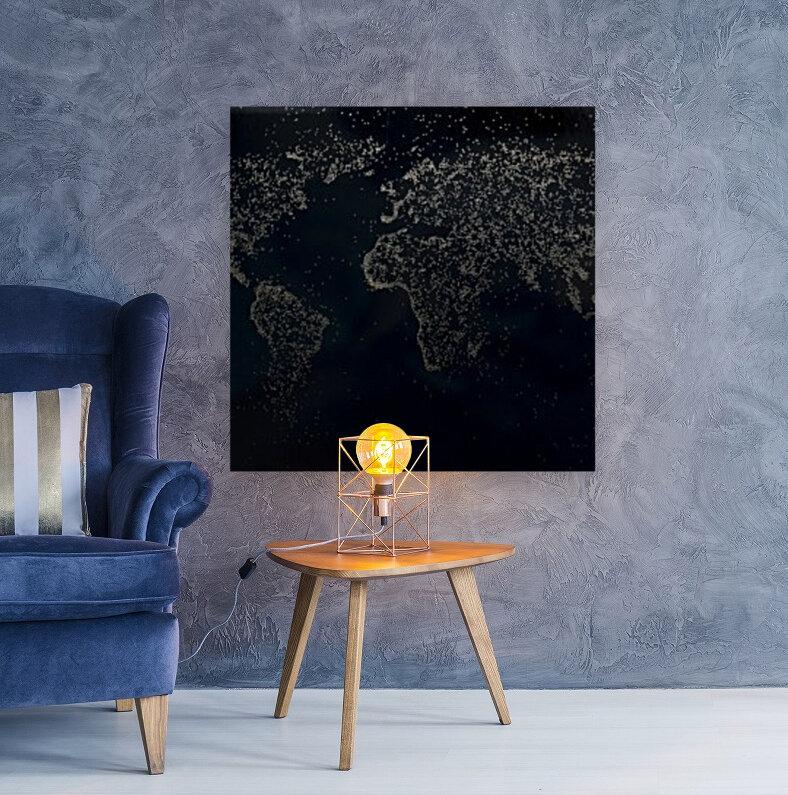 Dark Continent Milina  Art