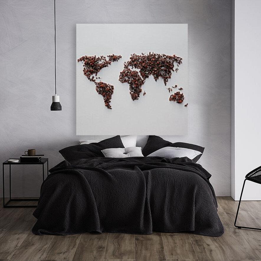 Light Continent Desertia  Art