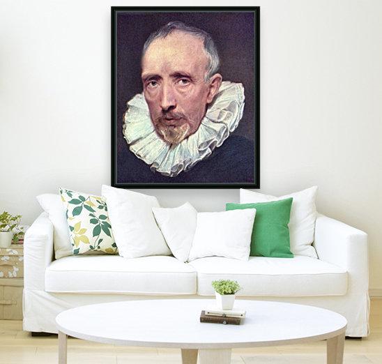 Portrait of Cornelius van der Geest by Van Dyck  Art
