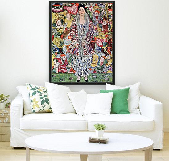 Portrait of Frederika Maria Beer by Klimt  Art