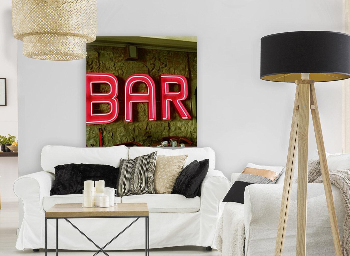 Bar Sign  Art