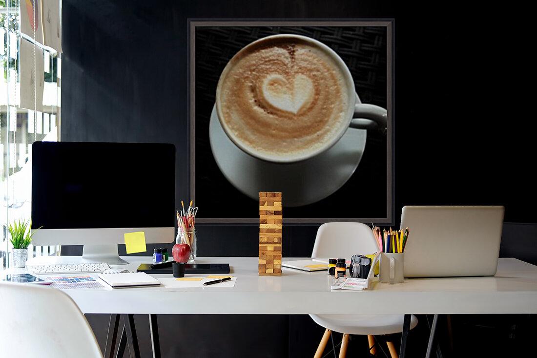 Uno Cappuccino  Art