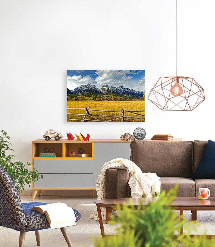 Grand Teton National Park  Art
