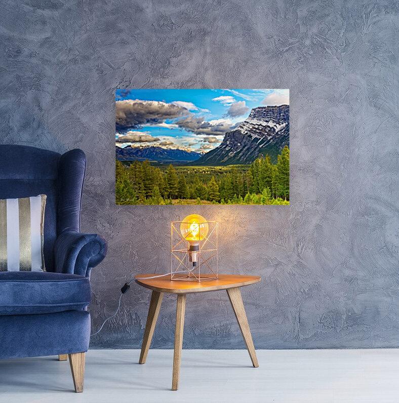 Canadian Rockies  Art