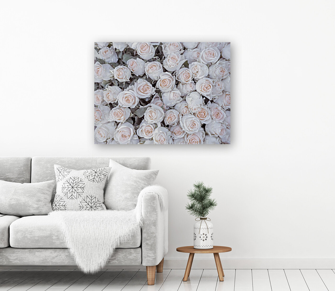 Full frame of Roses  Art