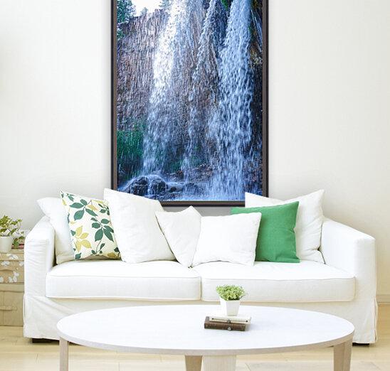 Standing in the Waterfalls  Art