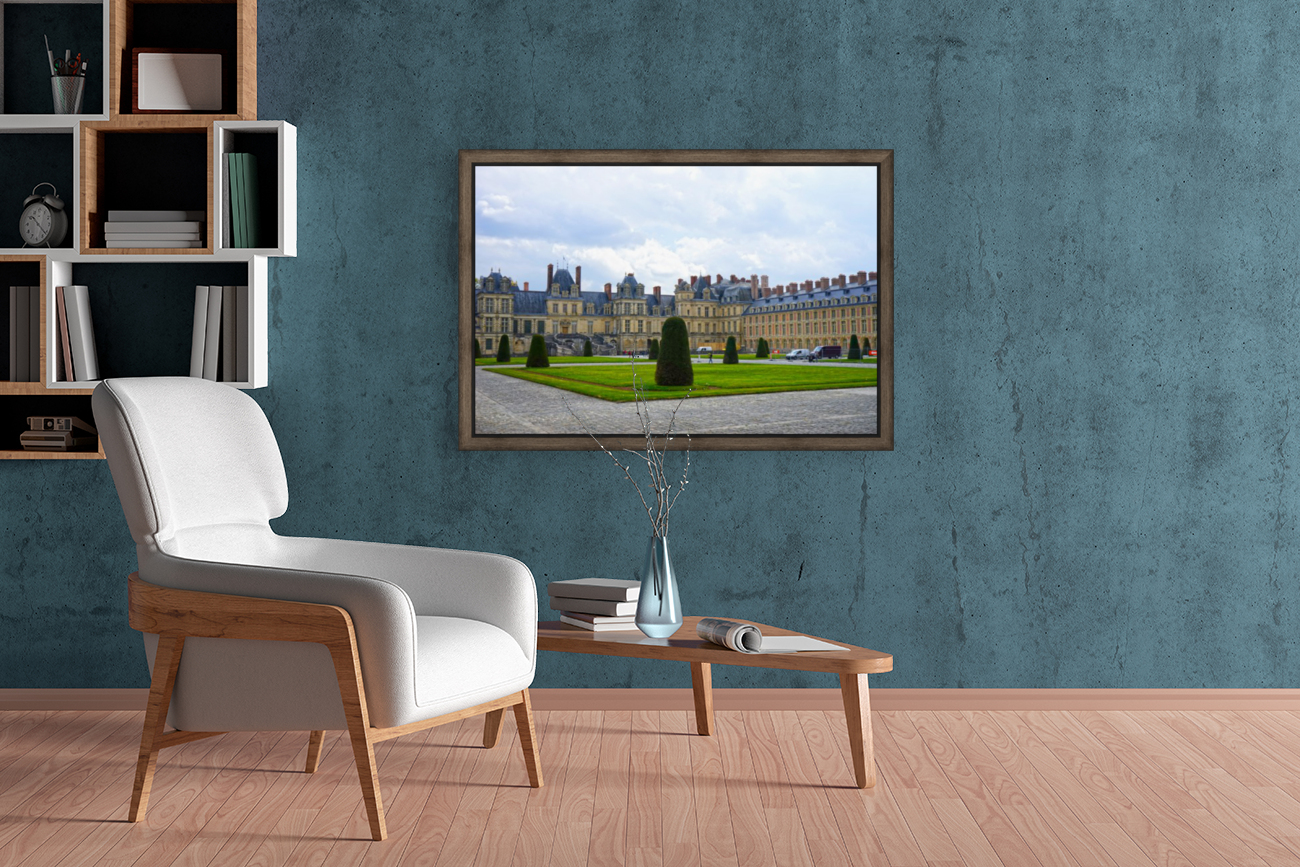 Chateaus of France 3  Art