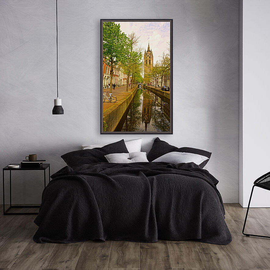 A Dream of the Netherlands 1 of 4  Art