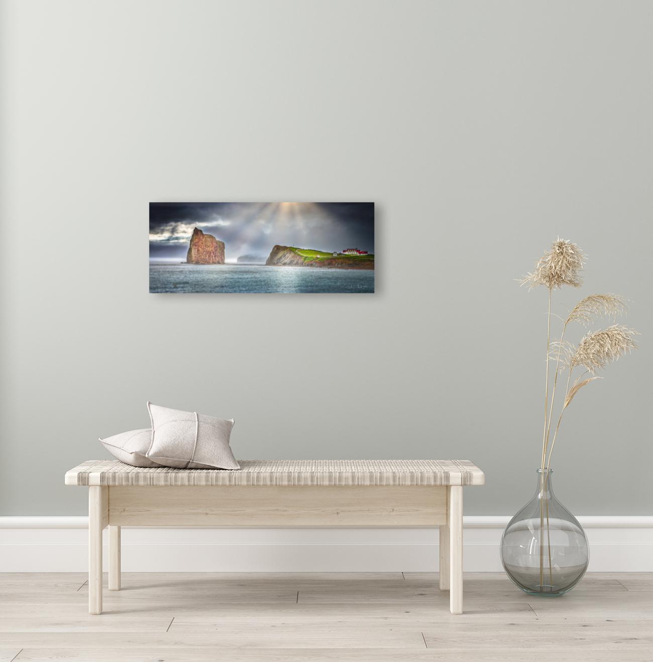 Cap Mont-Joli et son Rocher Perce  Art