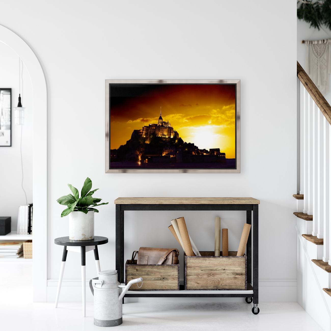 Majestic Mount Saint Michael  Art