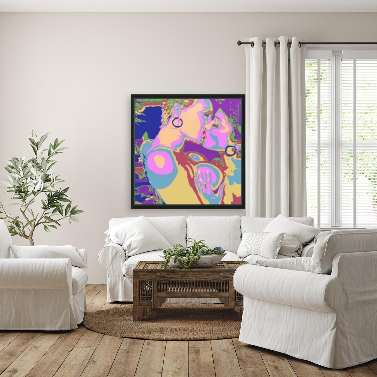 The Kiss  Art