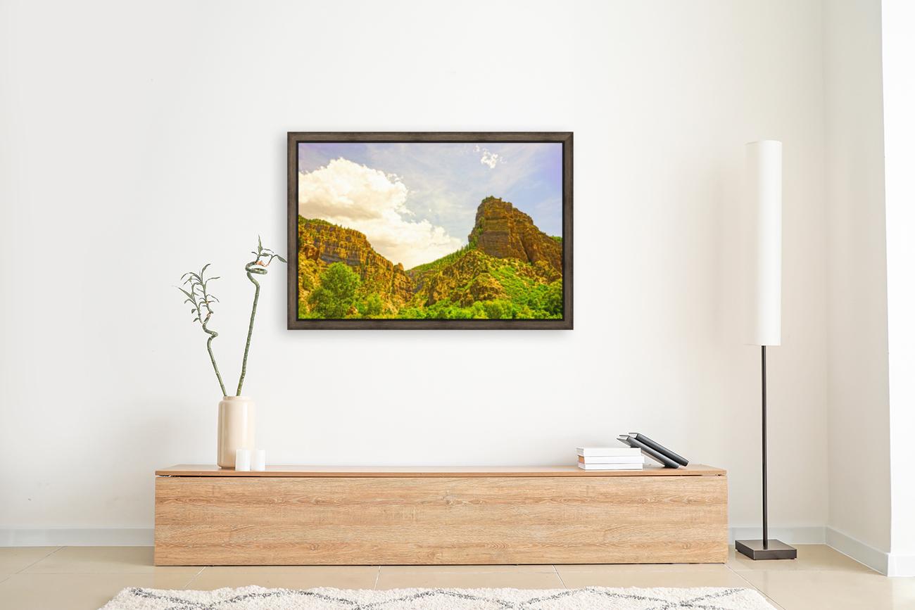 Golden Colorado  Art
