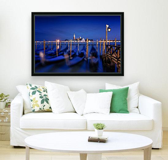 San Giorgio Maggiore Island, Venice by Photography by Karen  Art