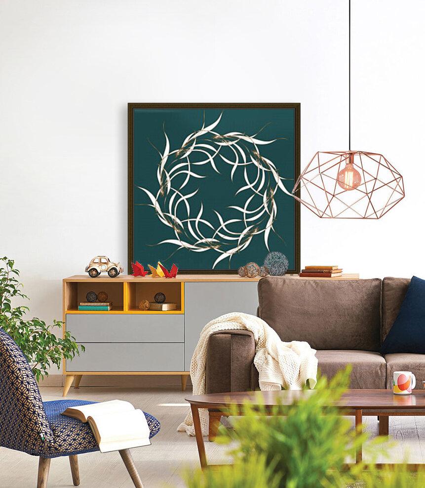 wintermandala  Art