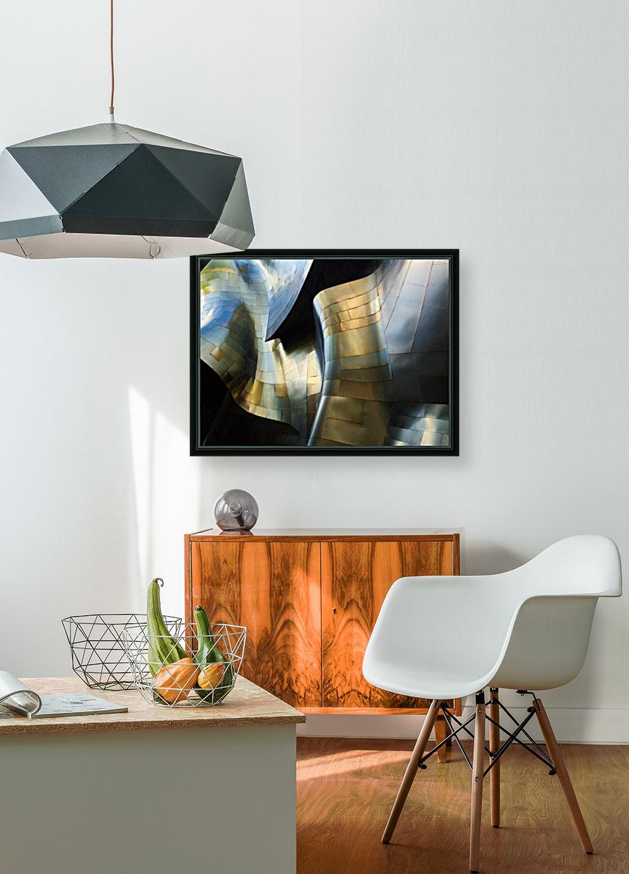 Organic Metal 3 by David Reams   Art