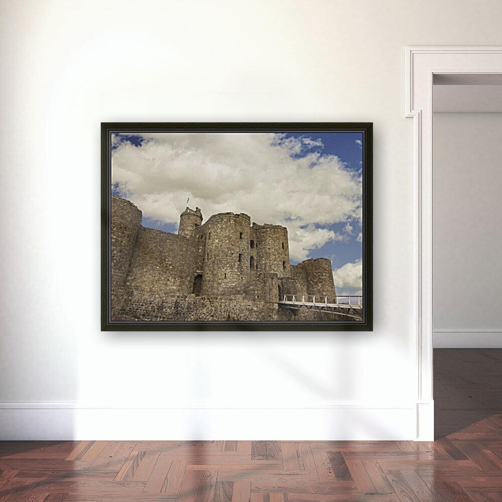 Aberystwyth Castle  Art