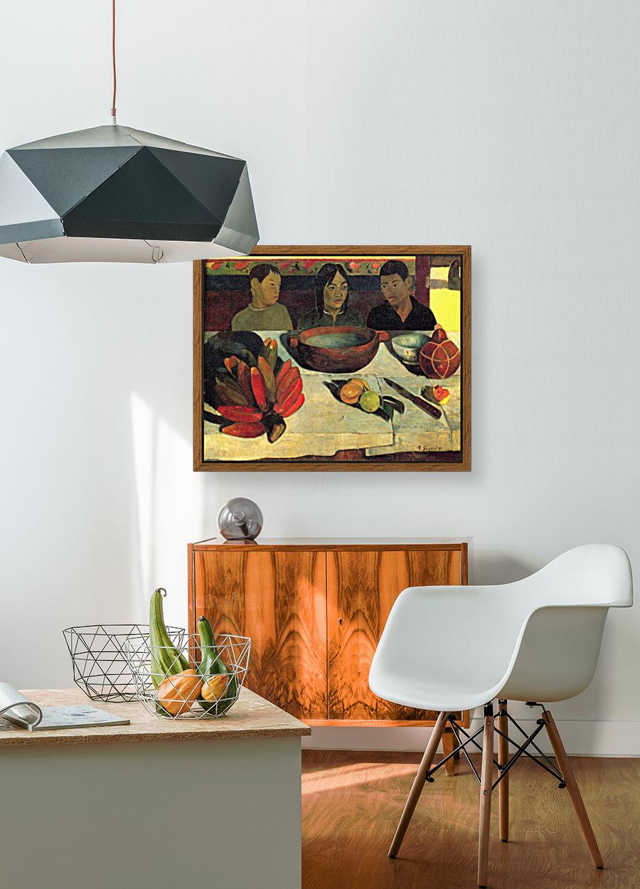 Still Life with Banana by Gauguin  Art