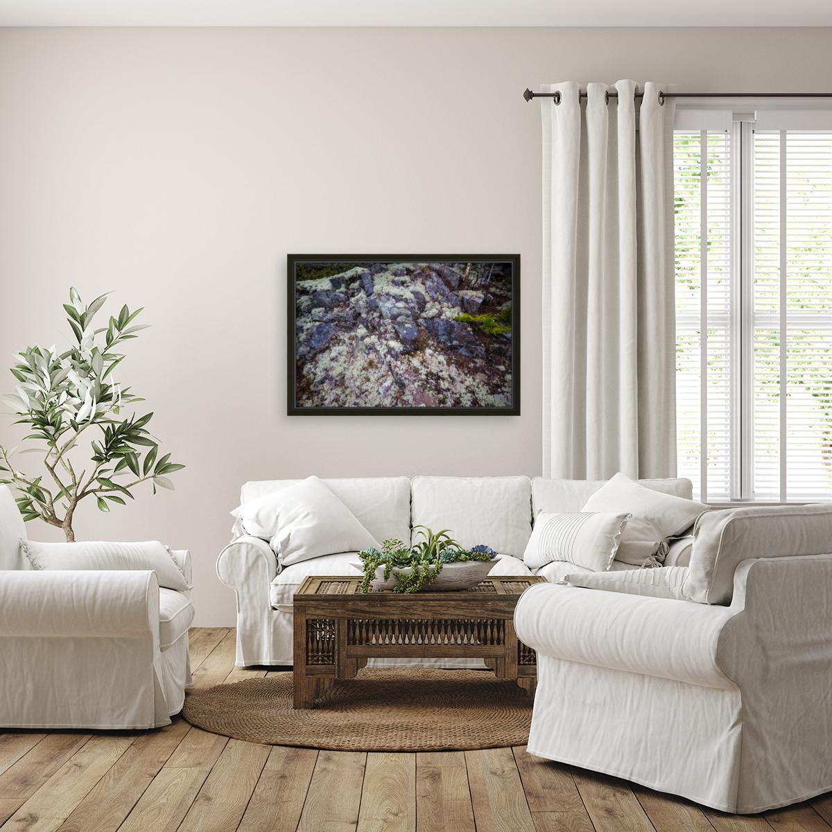 Purple Rocks ap 2289  Art