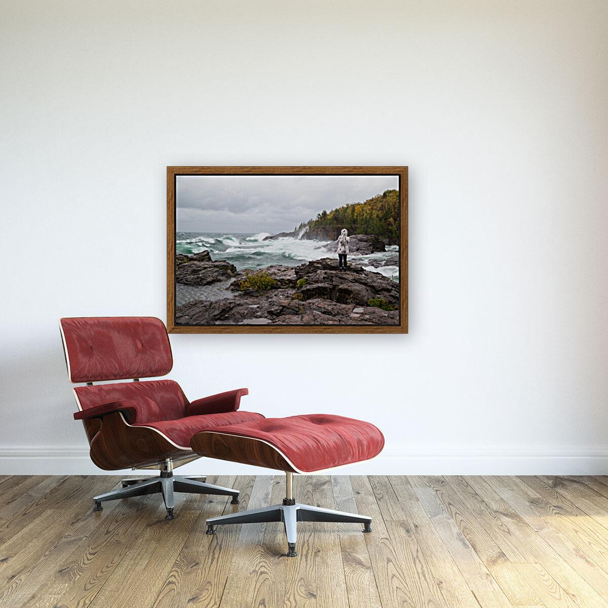 Crashing Waves ap 2605  Art