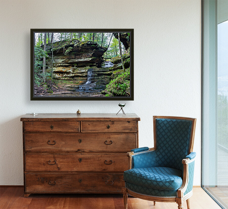 Lodge Falls apmi 1649  Art