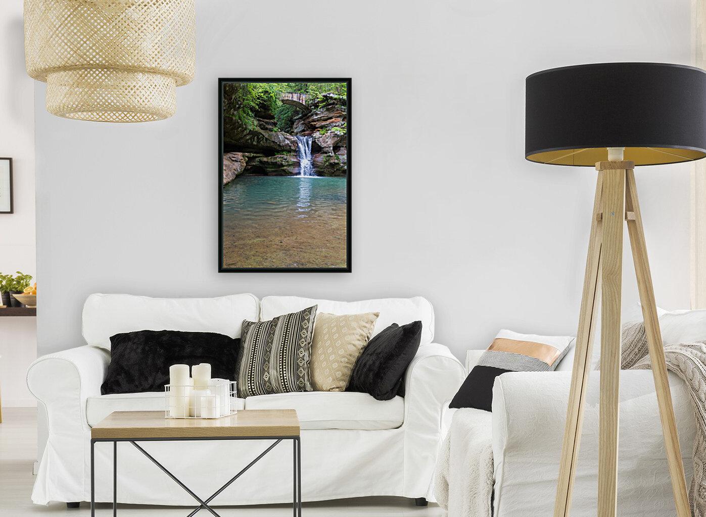 Upper Falls ap 2058  Art