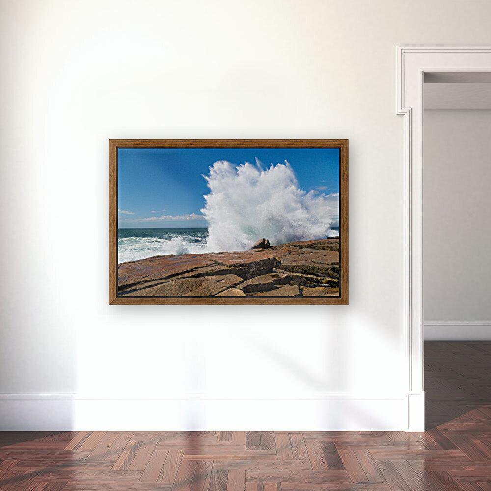 Crashing Wave ap 2309  Art
