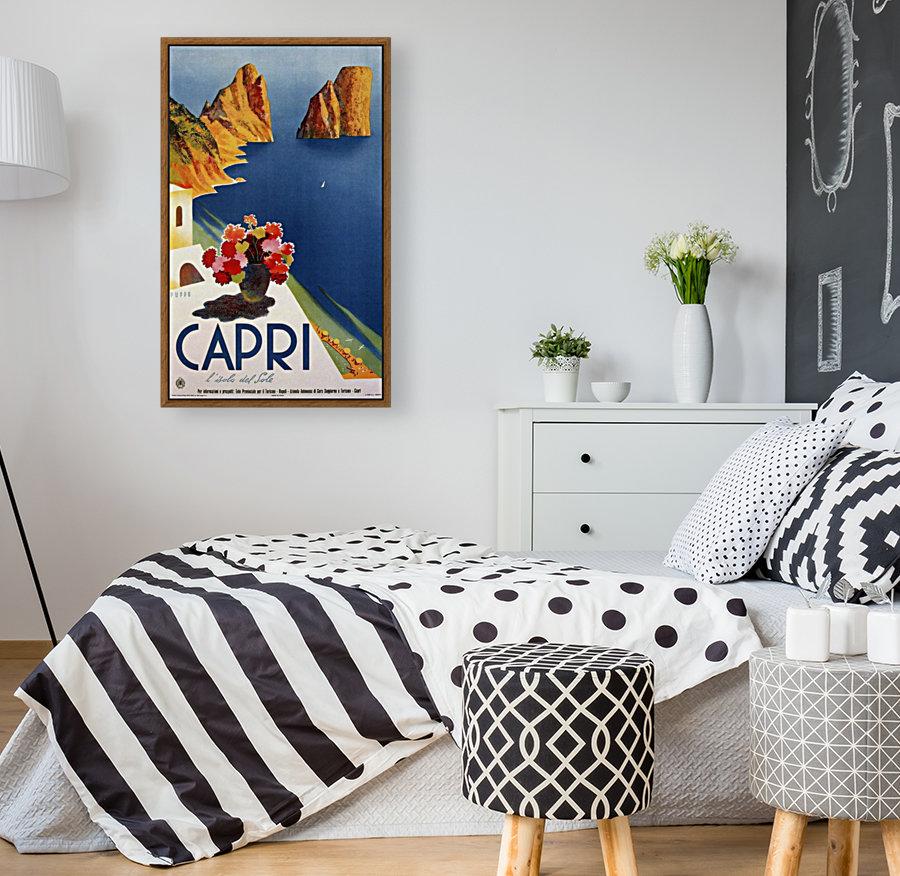 Vintage Capri  Art