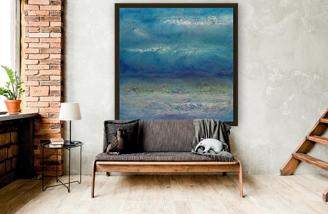 Infinity Beyond The Blue  Art