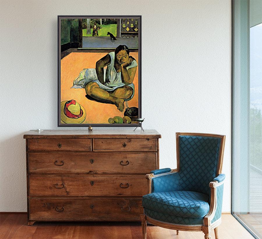 Te Faaturama by Gauguin  Art