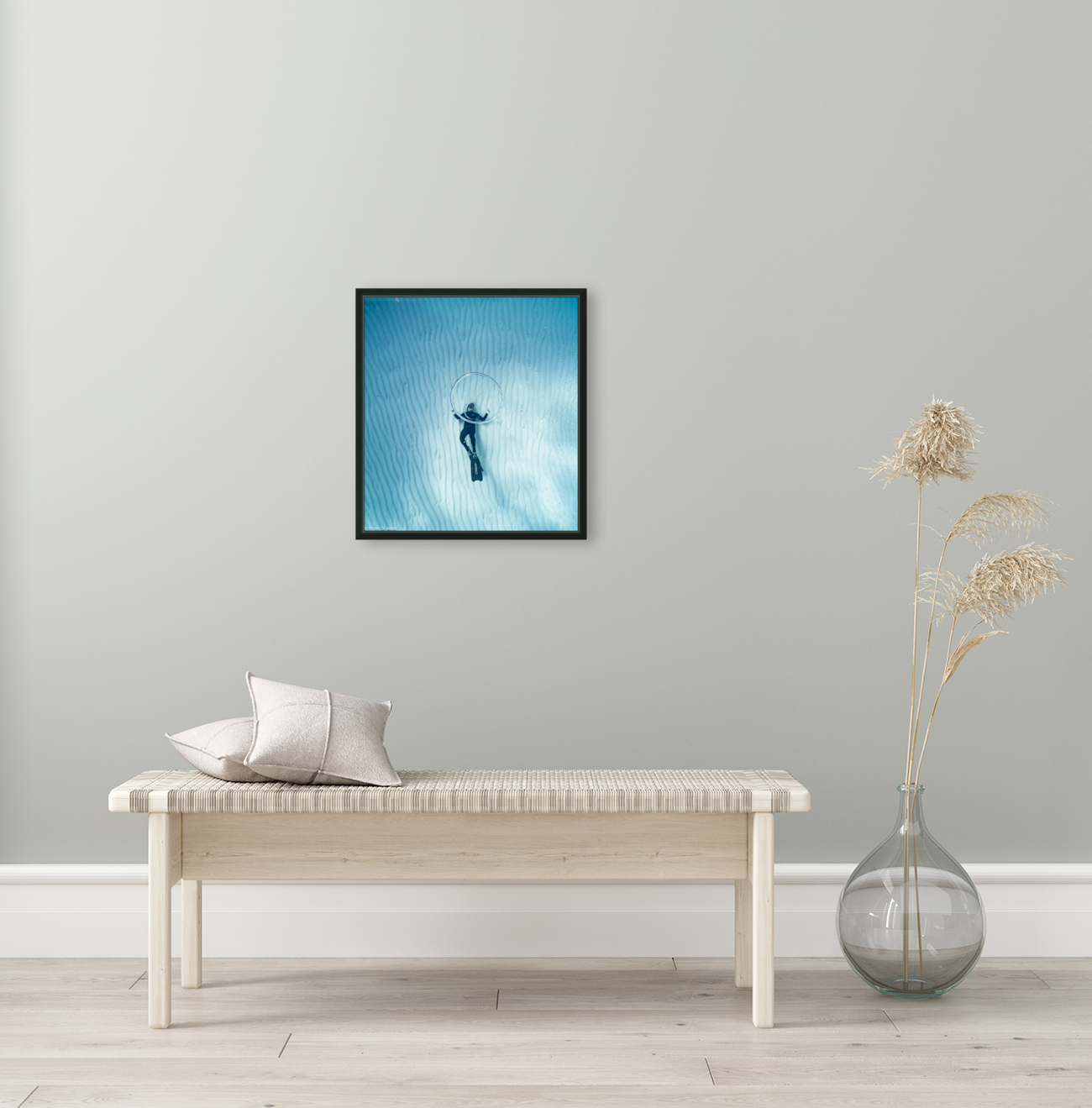 diver 3  Art