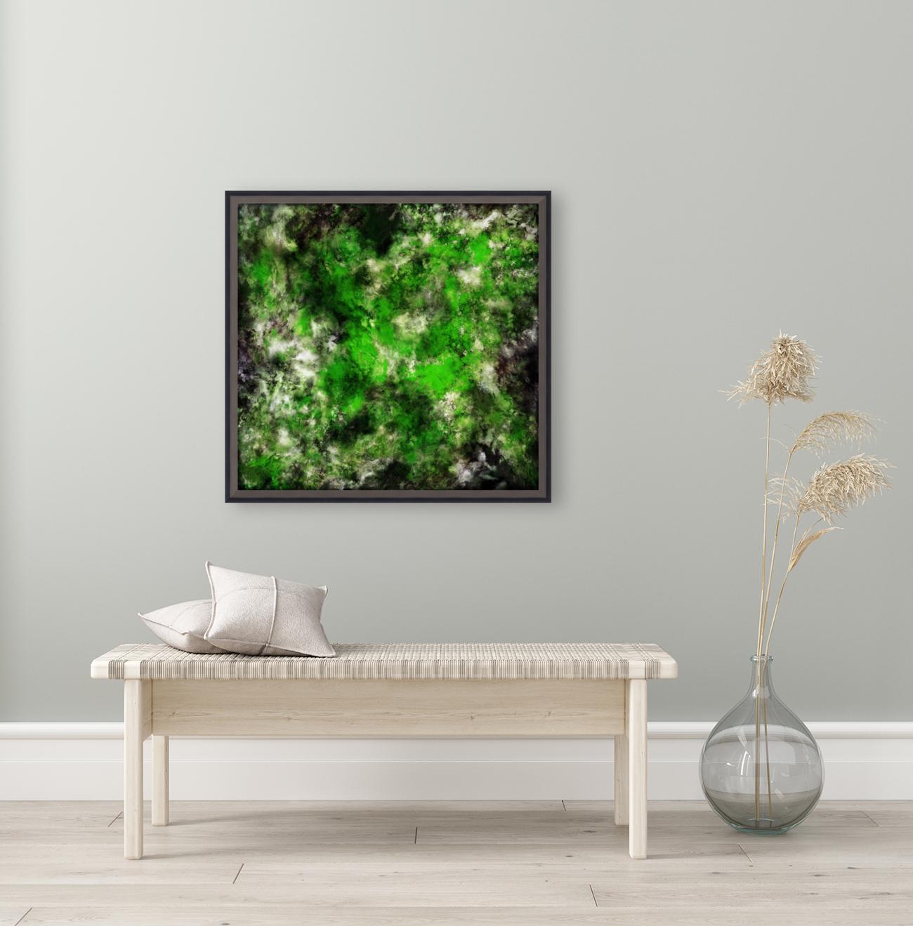 Green noise  Art