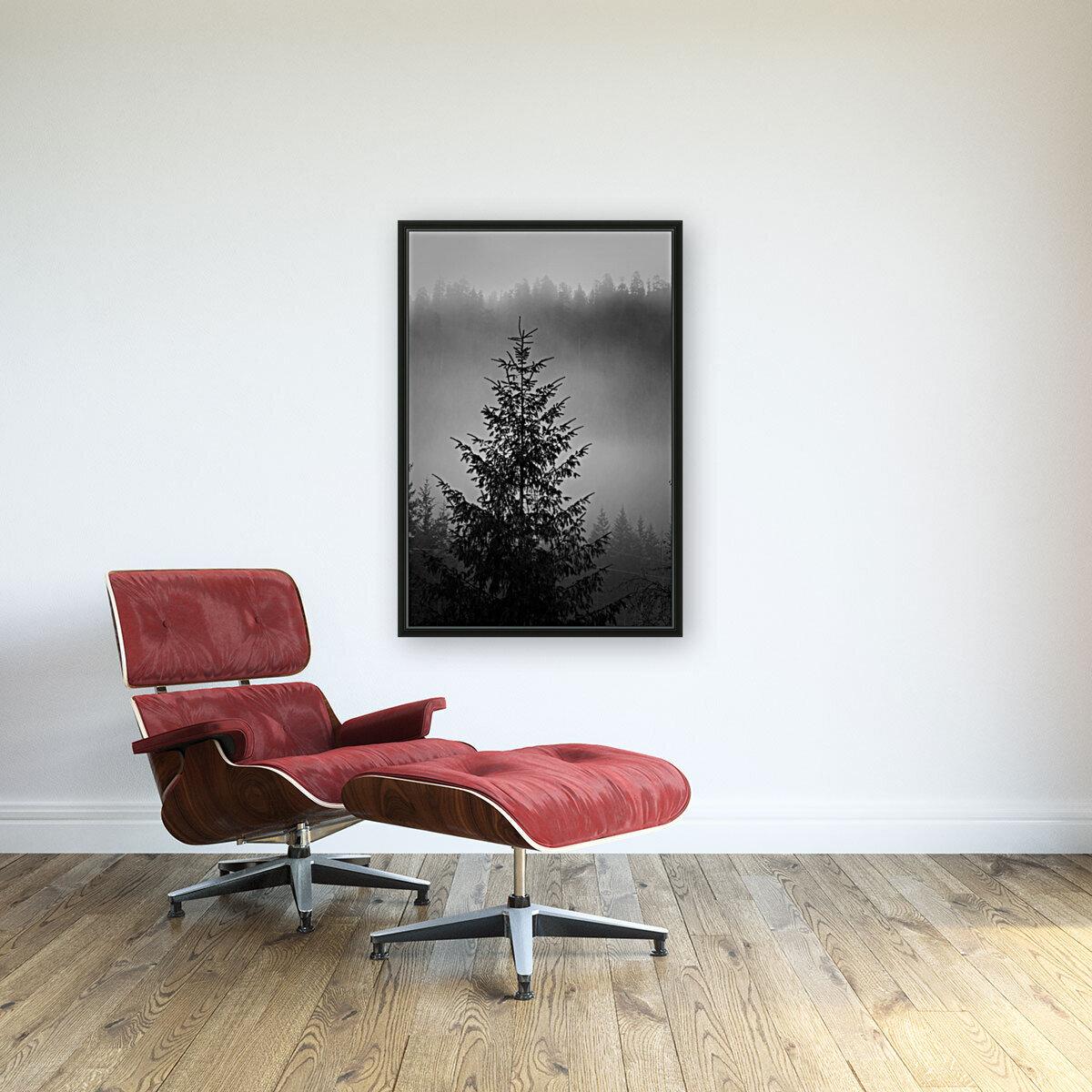 Lonliest Tree  Art