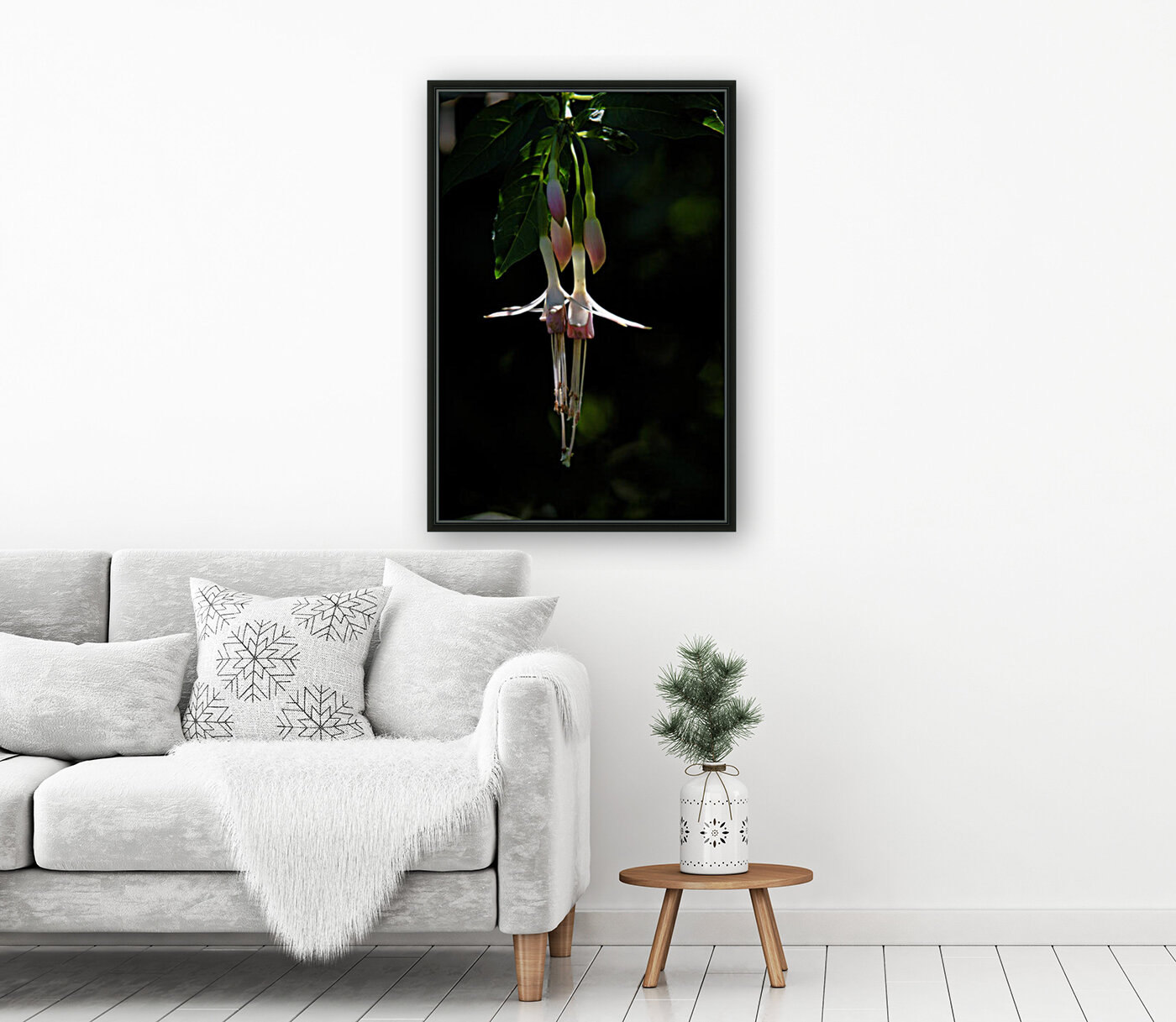 Gently Hanging  Art