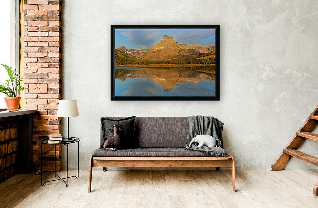 Glacier National Park Montana  Art