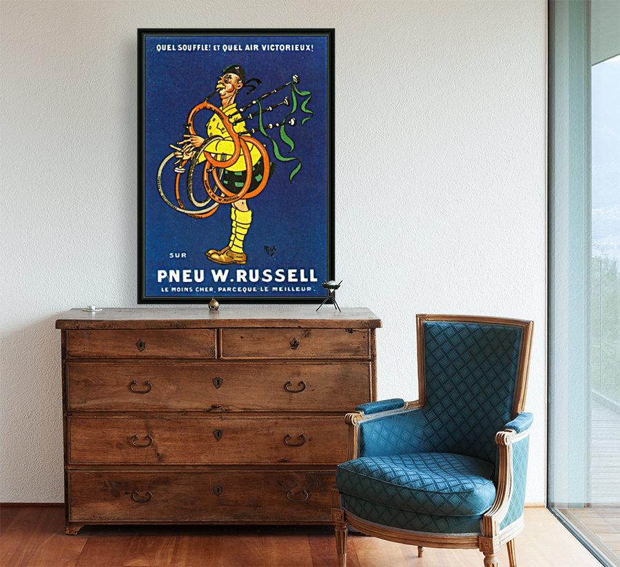 Pneu W.Russell  Art