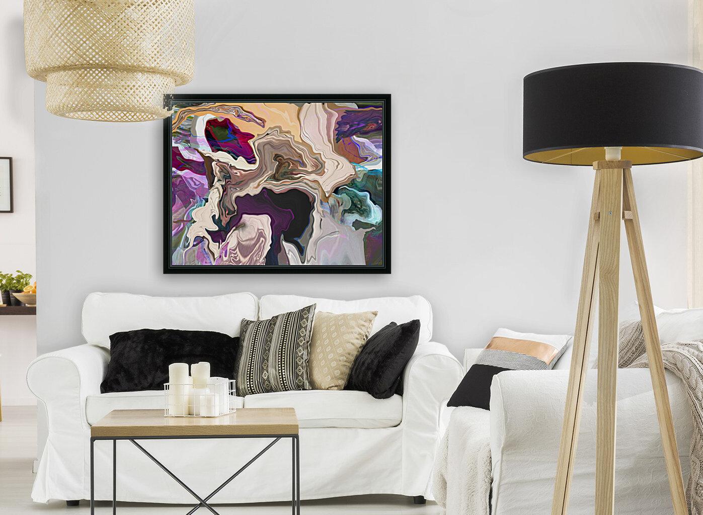 Geode Inside  Art